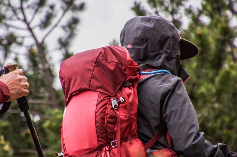 Como organizar mochila de trekking?