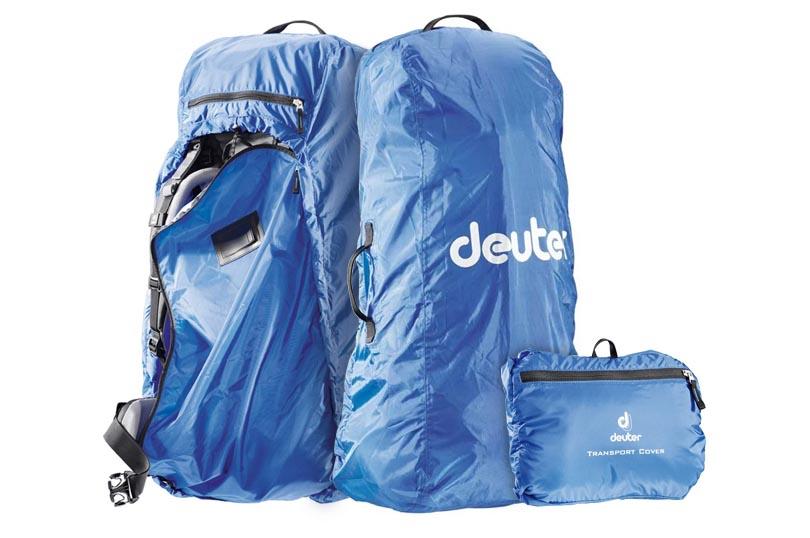 Transporte Cover, capa de chuva ou capa de mochila?